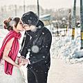北海道自助婚紗-破渡攝影