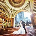 波士頓海外婚紗2-破渡攝影
