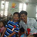 20110618兒子的畢業典禮