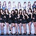 爆乳女團20E Girls 你喜歡哪一個