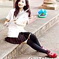 《高校誌》舉辦兩岸美少女PK,選出「最美校服女生」![25P]