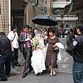 09年12月6日阿德婚禮