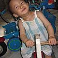以榭(三歲八個月)以蒔(一歲六個月)