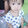 以榭(四歲九個月)以蒔(兩歲七個月)
