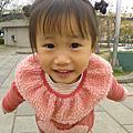 以榭(五歲六個月) 以蒔(三歲四個月)