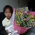 以榭(六歲)以蒔(三歲十個月)