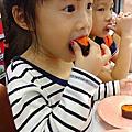 以榭(六歲兩個月) 以蒔(四歲)