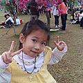 以榭(六歲五個月) 以蒔(四歲三個月)