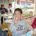 2008/12/22餅乾屋活動
