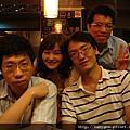 20100805 活動組 搬穿聚餐