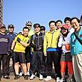 20090118 藍天白雲河濱鐵馬行