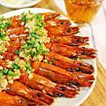 2016-07 蒜泥蒸蝦