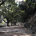 散步於和歌山城
