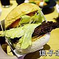 【台中西區】傻子漢堡