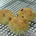 羅勒玉米芝士麵包