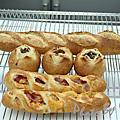 法國麵包-3種