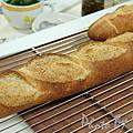法國-凱旋石臼裸麥