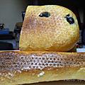 法國麵包-橄欖與德國香腸