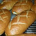 法式乳酪紅豆麵包