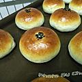 酒種紅豆麵包