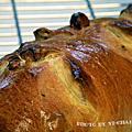核桃麵包-葡萄乾