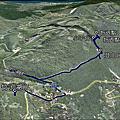 2011-0703 台北市士林區 金天露宮步道 & 竹子湖山(水尾山)