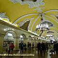 2012-0922 莫斯科地鐵-4  共青團站Komsomolskaya