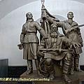 2012-0922 莫斯科地鐡-5  白俄羅斯站 Belorusskaya