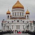 2012-0923 俄羅斯遊記07-莫斯科 漫步河岸街道之旅