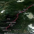 2013-0612 苗栗縣銅鑼鄉 員屯山 & 雙峰山