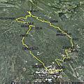 2013-0707 台北市北投區 圳內-東昇水圳-水管路-竹子湖-頂湖山 O形