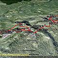 2015-1128 台北市北投區 七星池-七星山-東峰-凱達格蘭遺跡-南峰-西北峰