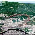 2019-0223 台北市內湖區 康樂山-明舉山(柿子山)-內溝溪生態步道-樂活公園