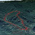 2019-0811 新北市三峽區 組合山(熊空山南峰)-阿花瀑布-秘境-雲森瀑布 O型