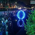 2020-0215 新北市新莊區 中港大排 河廊光雕秀