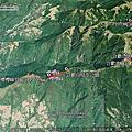 2020-0726  哈哈山-石門山北峰-合歡尖山-合歡南峰-櫻櫻峰-三角峰