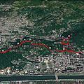 2020-1002 士林-內湖 毋忘在莒步道-老地方-雞南山步道-靜修宮山-文間山