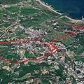 2021-0904-3 新北市金山區 魚路古道月眉到磺港0K起點