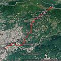 2021-1009 魚路古道南段下竹林線 擎天崗到士林
