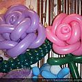 植物造型氣球