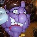 人物造型氣球