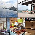 【曼谷飯店】獨攬昭批耶河高空美景,霸氣挑高、優雅閃耀的新星-AVANI Riverside Bangkok Hotel
