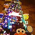 1214微風台北車站杏子過聖誕節