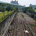 舊日殘跡-鐵道篇-華山車站