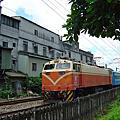 鐵道旅行-小南港山上看火車