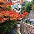 201711 日本神戶 有馬溫泉