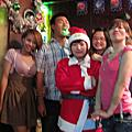 聖誕老公公和他的情人們