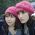 愛上貝蕾帽