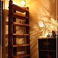 木梯與書櫃記錄