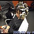 2009/02 剪髮記